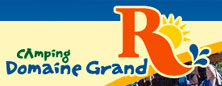Camping domaine Grand R logo